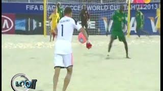 #الملعب | شاهد.. أجمل 10 أهداف في كرة القدم الشاطئية