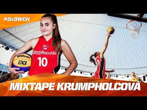 Sara Krumpholcova - Mixtape - 2016 FIBA 3x3 World Championships