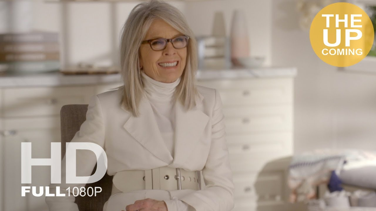 Diane Keaton Interview On Book Club And Andy Garcia Youtube
