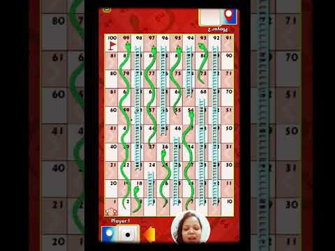 Ludo King, Snake And Ladder Game Playing By Me Either Facecam With My Student With Great Moral Value