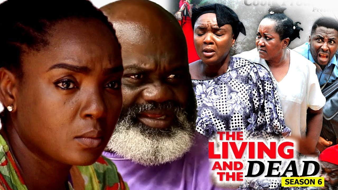 Download The Living And The Dead Season 6 Finale - 2018 Latest Nigerian Nollywood Movie Full HD