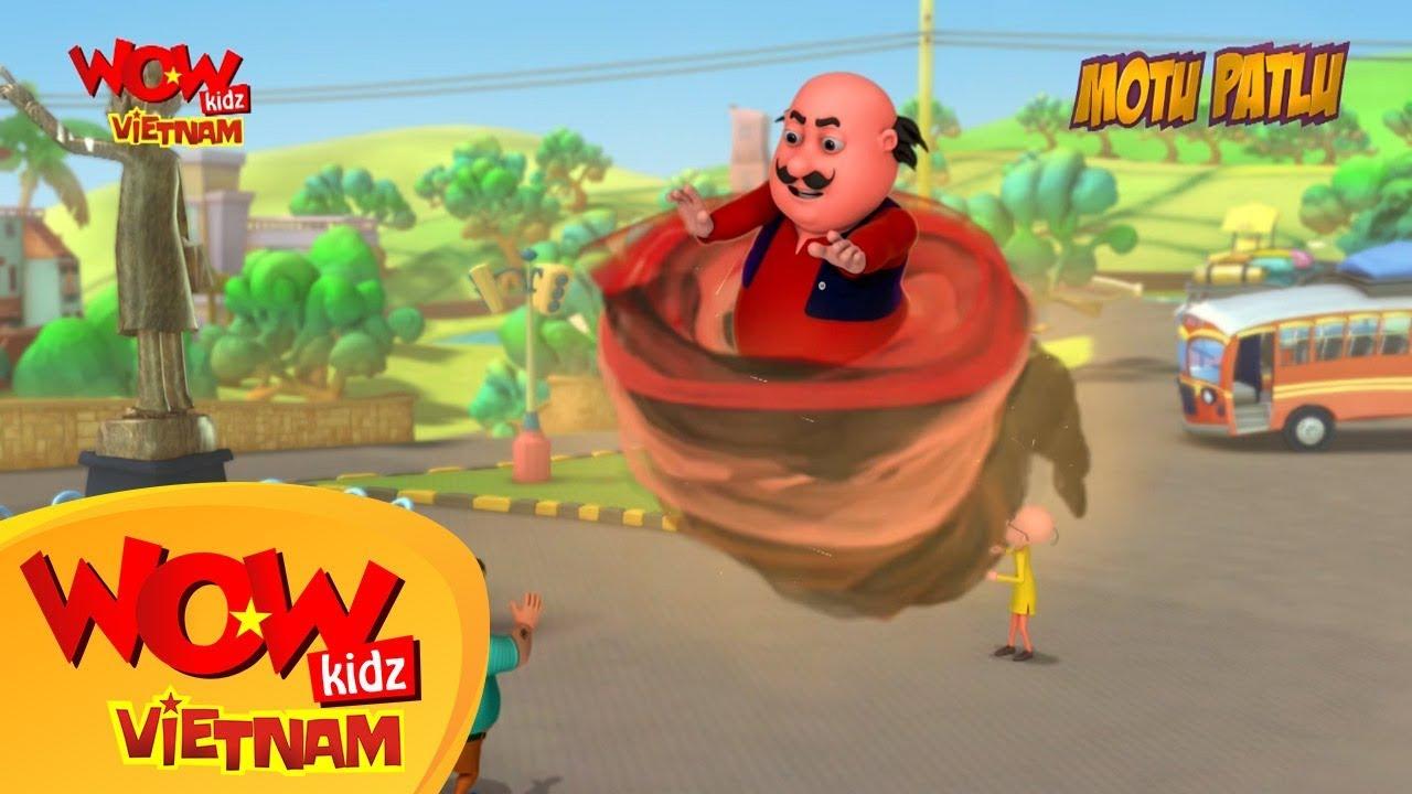 Download Motu Patlu Superclip 83 - Hai Chàng Ngốc - Cartoon Movie - Cartoons For Children