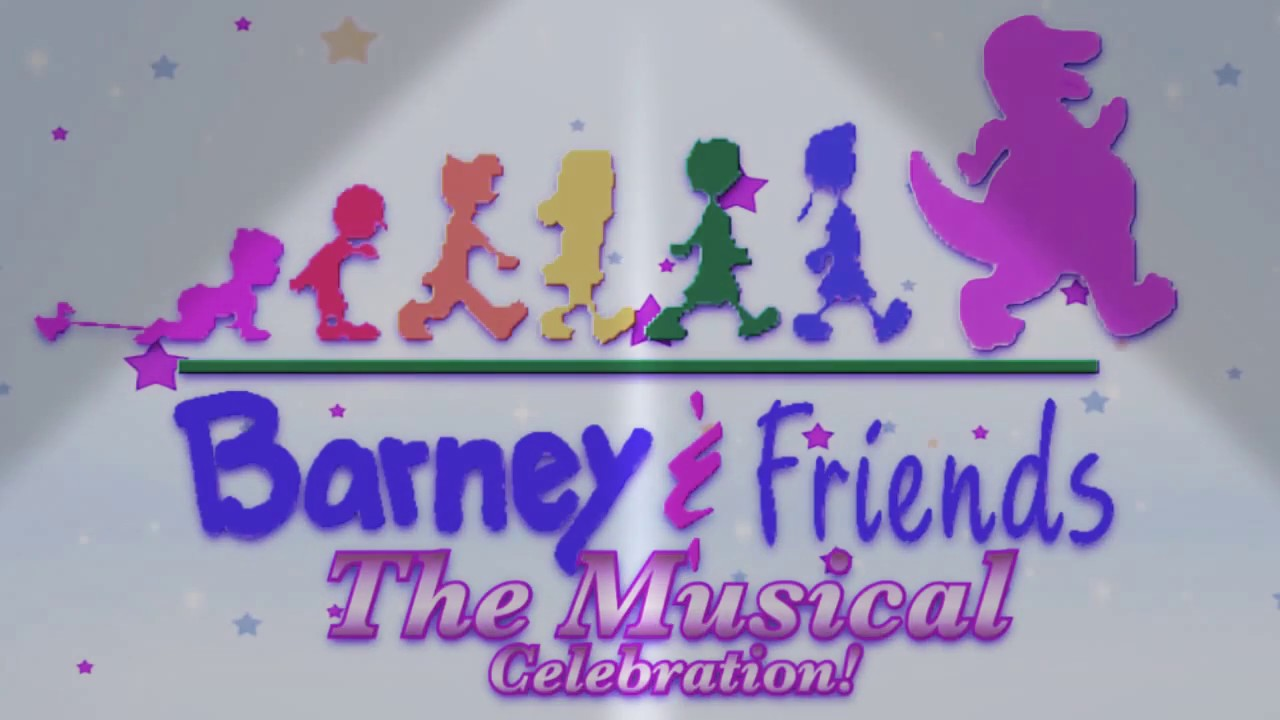 barney u0026 friends the musical celebration uptown funk party