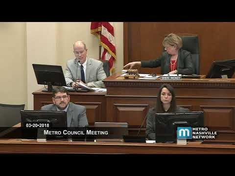 03/20/18 Metro Council Meeting