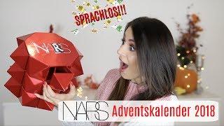 Sprachlos!! 😲 Wie HEFTIG ist bitte dieser Adventskalender von NARS ?!