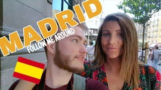 MADRID Follow Me Around | Marli