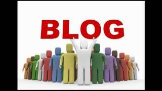 видео Отличие блога от сайта