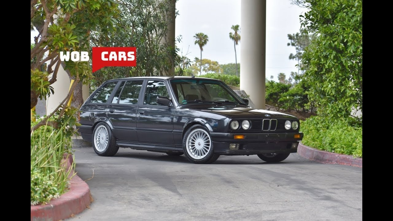 A Light but Powerful Partnership – LS3-Powered 1988 BMW 320i