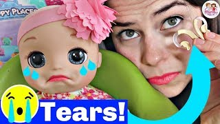😢Baby Alive Twin RIPS OUT HEARING AIDS?! 👶🏼👶🏼 Happy Spring Day Party? 💜Dolly Disabilities Ep#3