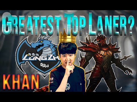 IS HE THE BEST TOP LANER AT WORLDS ?