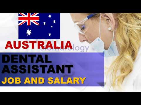 Dental Assistant Salary In Australia - Jobs And Wages In Australia
