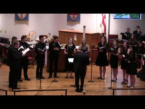 Mars Hill Academy Spring Concert (Gr. 9-12) - O Sing Joyfully