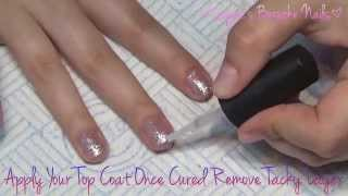 How To l Gel Polish Application l Bluesky Brand!