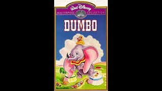 Closing to Dumbo 1994 VHS (Version #2)