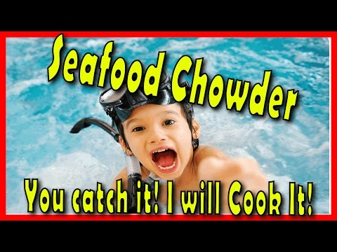 Classic Maritime Seafood Chowder - How to Cook a Perfect Seafood Chowder