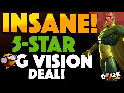 INSANE 5 Star VISION Is HERE!