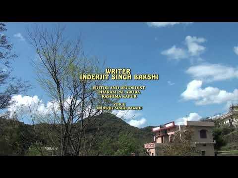 MERE RUB MUJHE    WRITER INDERJIT SINGH BAKSHI   RECORDIST DHARAM PAL + RASHIMA KAPUR   SOUND   INDE