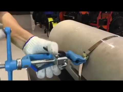 Pacmasta SBT Stainless Steel Banding Tool with Dura-Grip ZR Seals