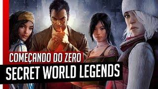 Secret World Legends // COMEÇANDO DO ZERO: Conhecendo o Jogo