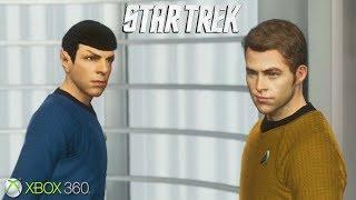 Star Trek - Xbox 360 / Ps3 Gameplay (2013)