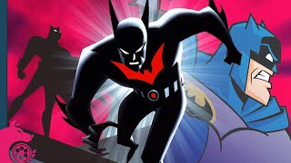Why Batman The Animated Series Is The Best Cartoon Ever