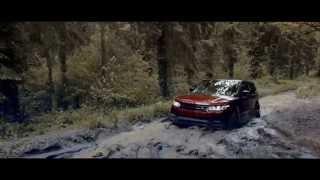 Презентация Range Rover Sport