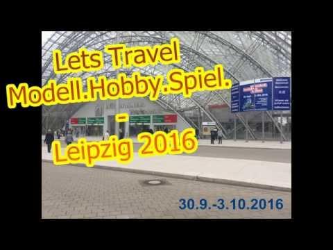 Lets Travel - Modell.Hobby.Spiel. Messe - Leipzig 2016 [NRWBoy18]