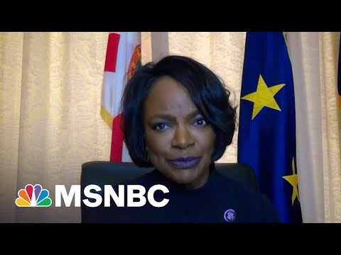 Rep. Demings On Exchange: Let's Stop Playing These Political Games | Morning Joe | MSNBC