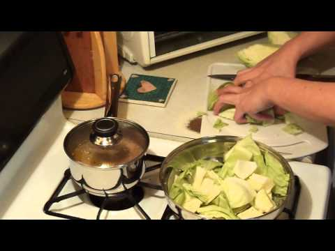 How to Cook Cabbage Southern Style !