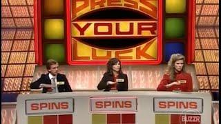 Press Your Luck - Episode #100 Jeff/Maari/Tricia