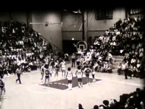 Larkin High School vs Elgin High School.   1- 13-1978  Upstate Eight Basketball