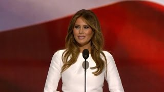 Trump's Campaign Calls Nude Images of Melania 'Nothing To Be Embarrassed About'