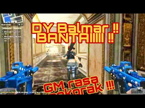 point blank garena indonesia gm attack youtube