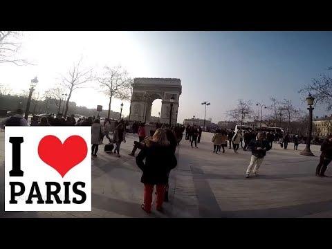 В Париж Путеводитель по Парижу