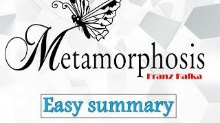 METAMORPHOSIS//KAFKA//EASY SUMMARY