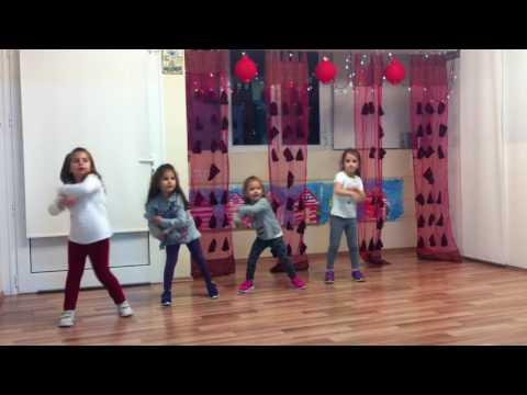 Choco Choco - Zumba Kids Junior ft. iris pavlopoulou