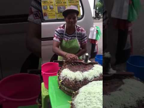 Putu Mayam Making