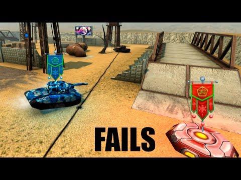 Tanki Online - Out Of Frame! XP BP Fails - PORTES_S