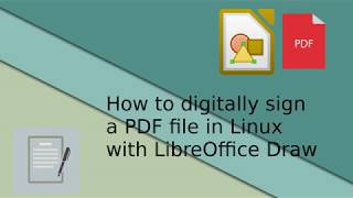 How to digitally sİgn a PDF file in Linux [Quick guide]
