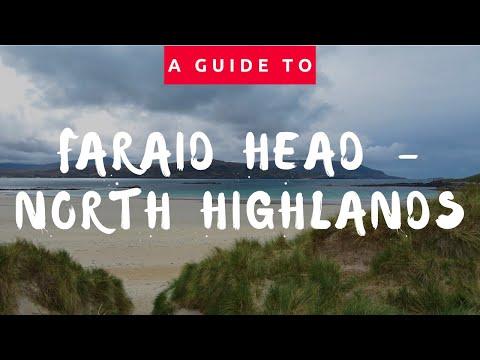 A Guide to Visiting Balnakeil Bay on Faraid Head near Durness, North Scotland