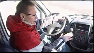 наши тесты - Volkswagen Caravelle и Fiat Ducato - Выбираем автомобиль для офиса