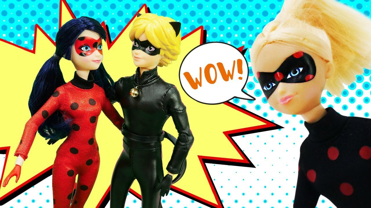 It is a picture of Trust Pictures of Ladybug and Cat Noir