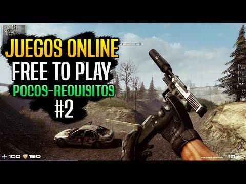 Top 7 Juegos ONLINE [Multijugador] para PC (Pocos Requisitos) [Gratis y Distintos] [2019] #2