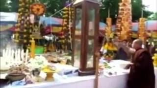 Wai Kroo Samnak Sak Yant Ajarn Hlek Dam Wat Nern Pattana