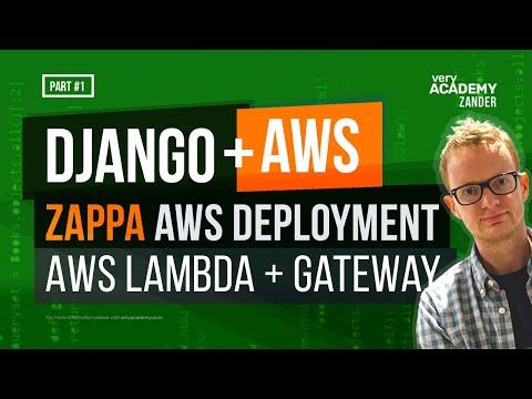 Django deploy -