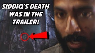 Siddiq's DEATH Was In The Trailer! The Walking Dead Season 10 Trailer Breakdown and Theory!