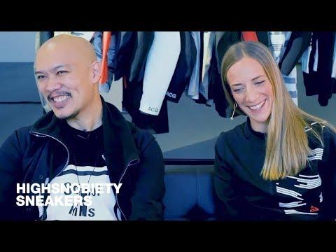 ACRONYM Founder Errolson Hugh Discusses Nike's Air Force 1, Nike ACG, & Living in Berlin