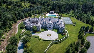 """Timeless Elegance"" 18 Frick Drive Alpine, New Jersey -- Lifestyle Production Group"