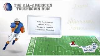 The All-American Touchdown Run - FREE MP3 Download