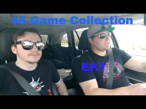 The $5 Video Game Collection (Ep.7): Ambitious April
